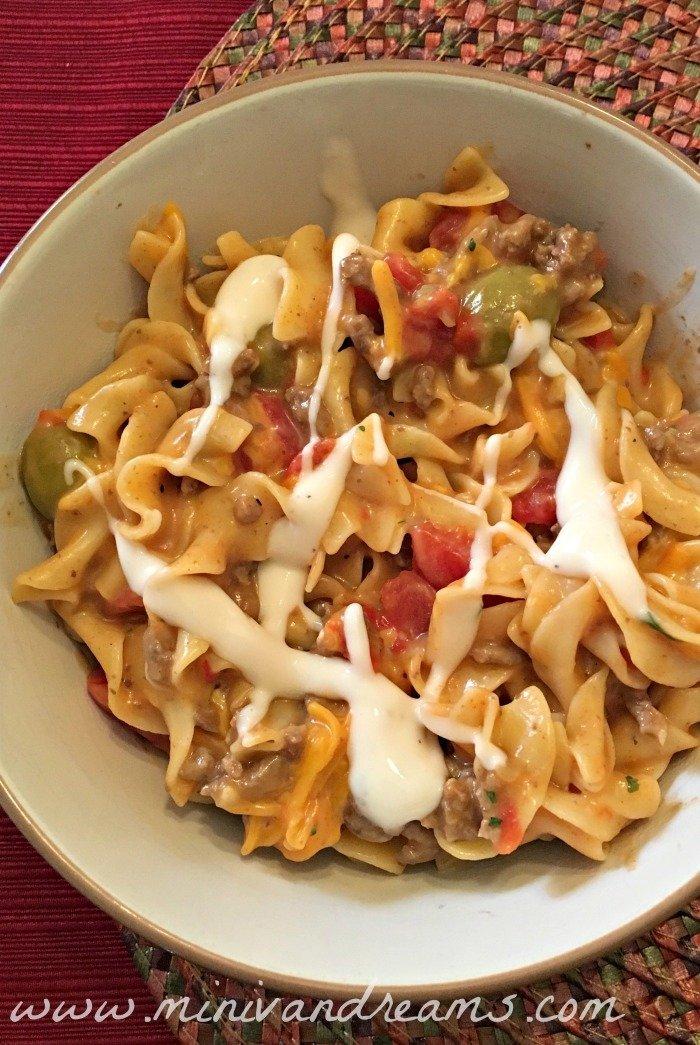 Nacho Noodles   Mini Van Dreams