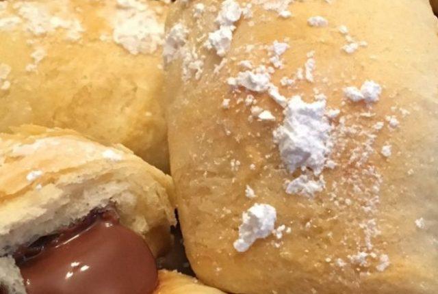 Easy Chocolate Pastries | Mini Van Dreams