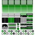 Free Printable Planner Stickers - Slytherin | Mini Van Dreams
