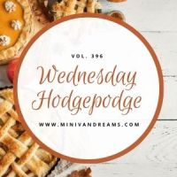 Wednesday Hodgepodge Vol. 396