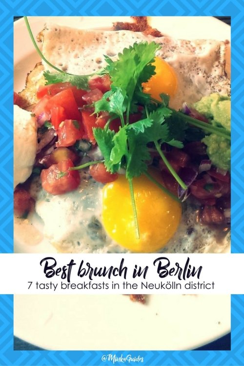 Best brunch in Berlin Pinterest