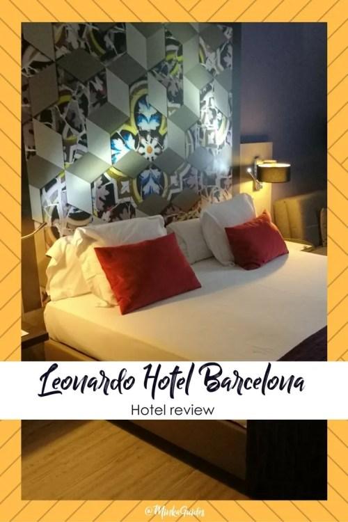 Leonardo Hotel Barcelona Pinterest