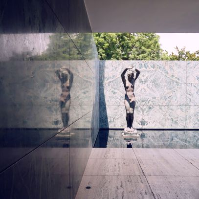 Things to do in Barcelona @minkaguides Barcelona Pavilion 1