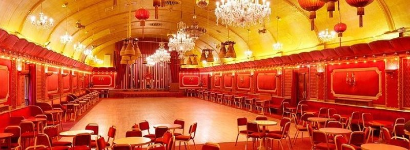 Things to do in South London @minkaguides Rivoli Ballroom