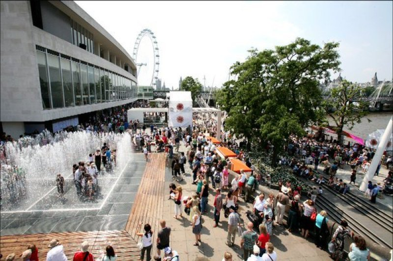 Things to do in South London @minkaguides South Bank