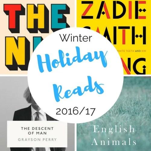 Best winter books for 2017
