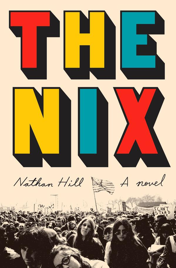 Best winter books for 2017 - The Nix by Nathan Hill