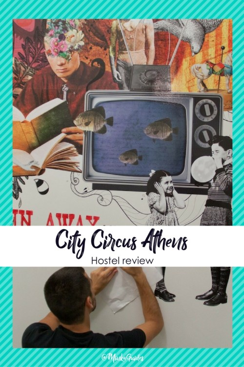 City Circus Athens review @minkaguides