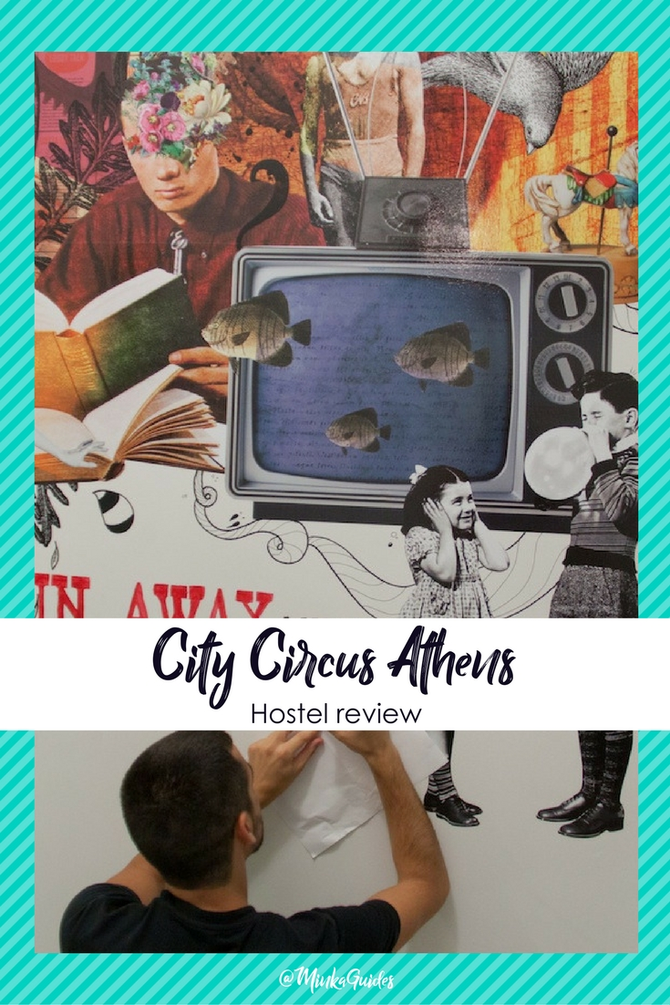 City Circus Athens review @minkaguides