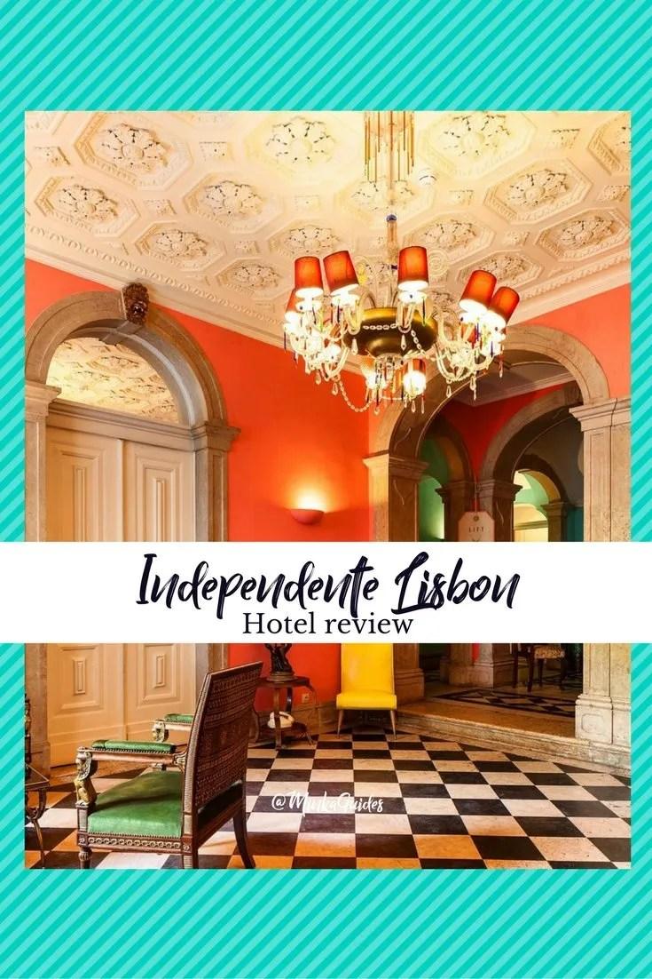 Independente Lisbon Review @minkaguides