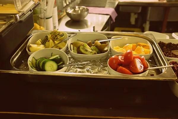 Czech Inn Prague review @hostelworld breakfast