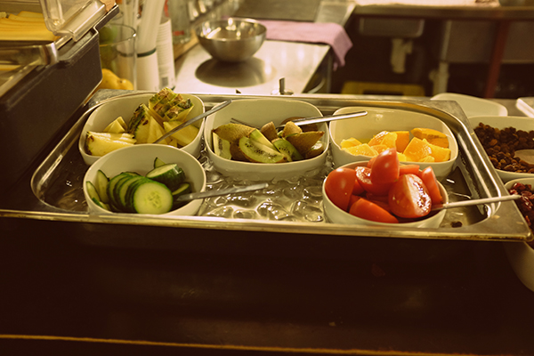 Czech Inn Prague review @hostelworld breakfast