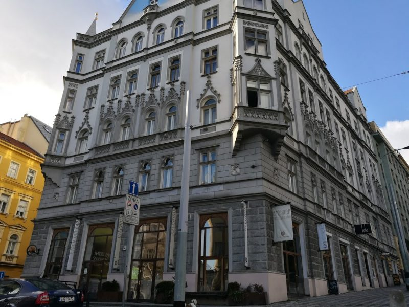 Czech Inn Prague review @minkaguides exterior