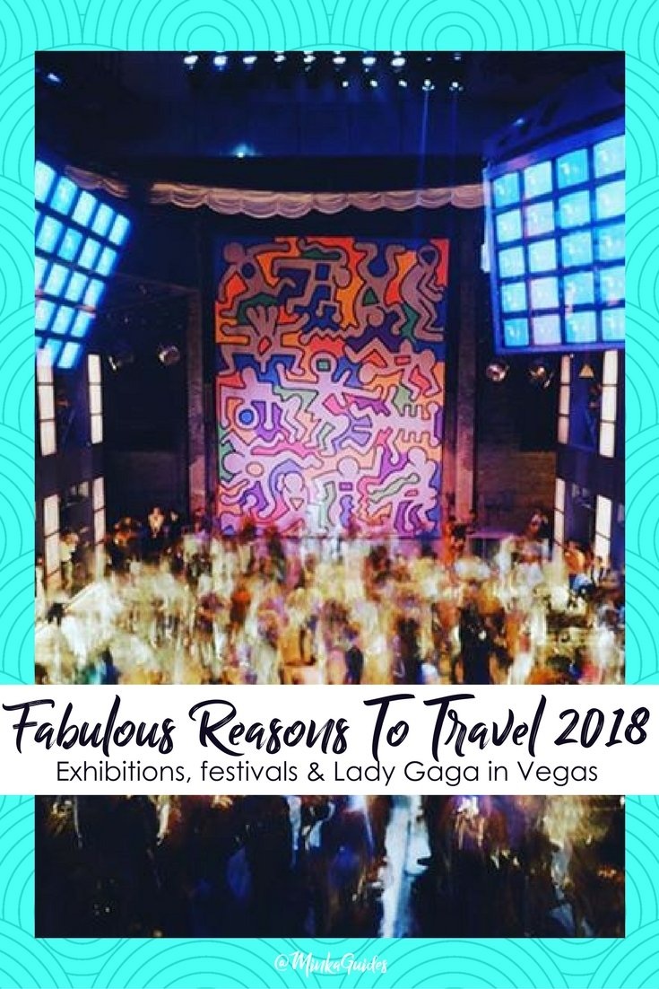 Reasons to travel 2018 @minkaguides