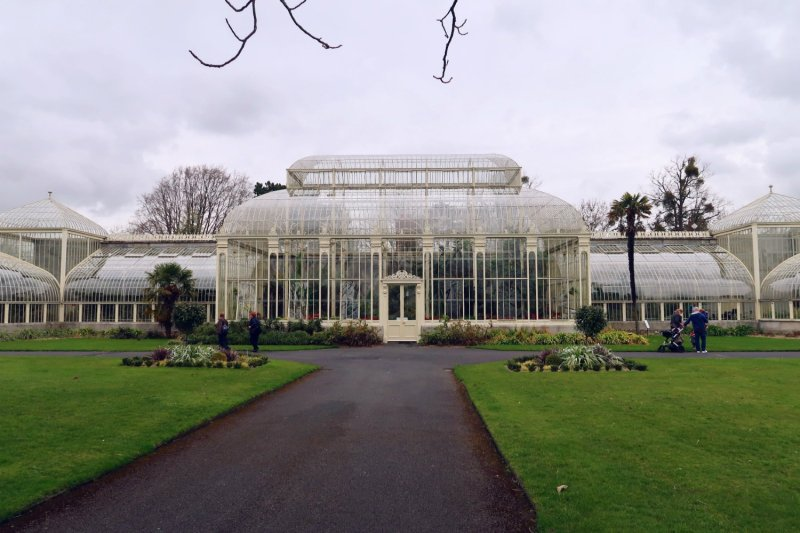 National Botanic Gardens Dublin @minkaguides glasshouse 1