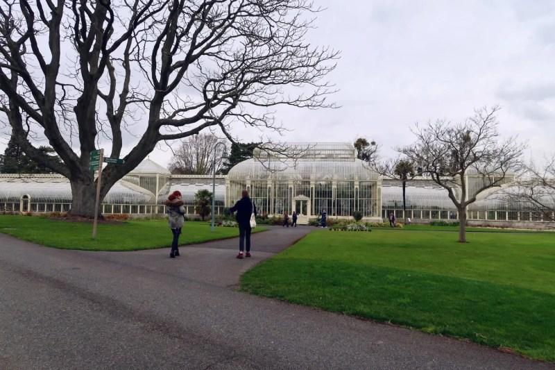 National Botanic Gardens Dublin @minkaguides glasshouse 2