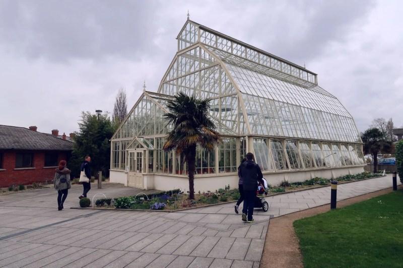National Botanic Gardens Dublin @minkaguides glasshouse 3