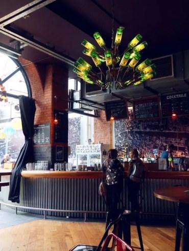Review Generator Hostel Dublin @minkaguides Bar