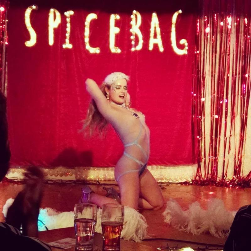 Things to do in Dublin @bugsy_devine Spicebag