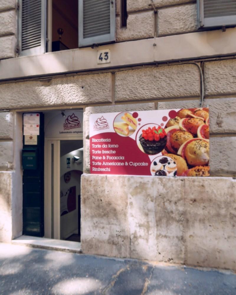 Gluten-free Rome @minkaguides La Pasticciera 2