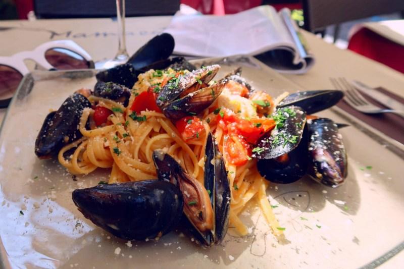 Gluten-free Rome @minkaguides Mama Eat pasta