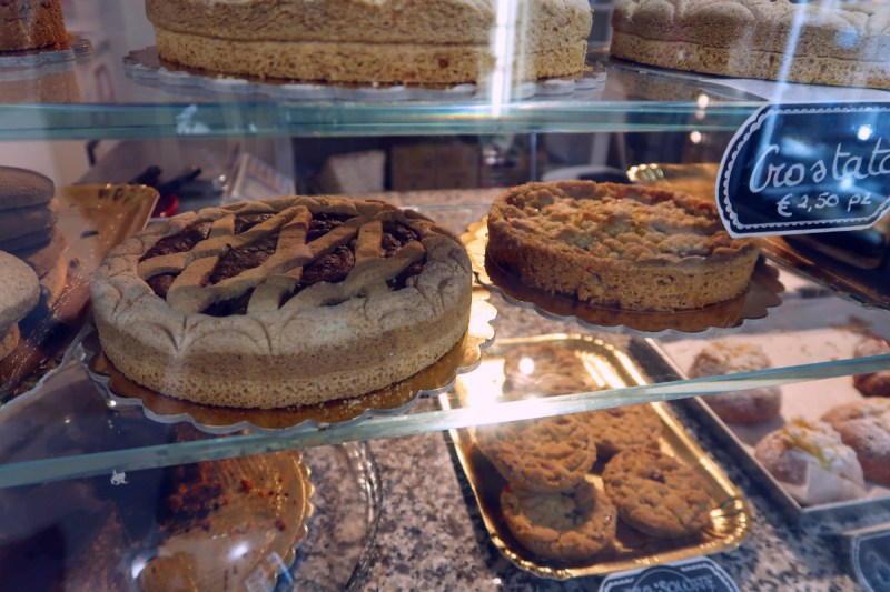 Gluten-free Rome @minkaguides Pandalì bakery 4
