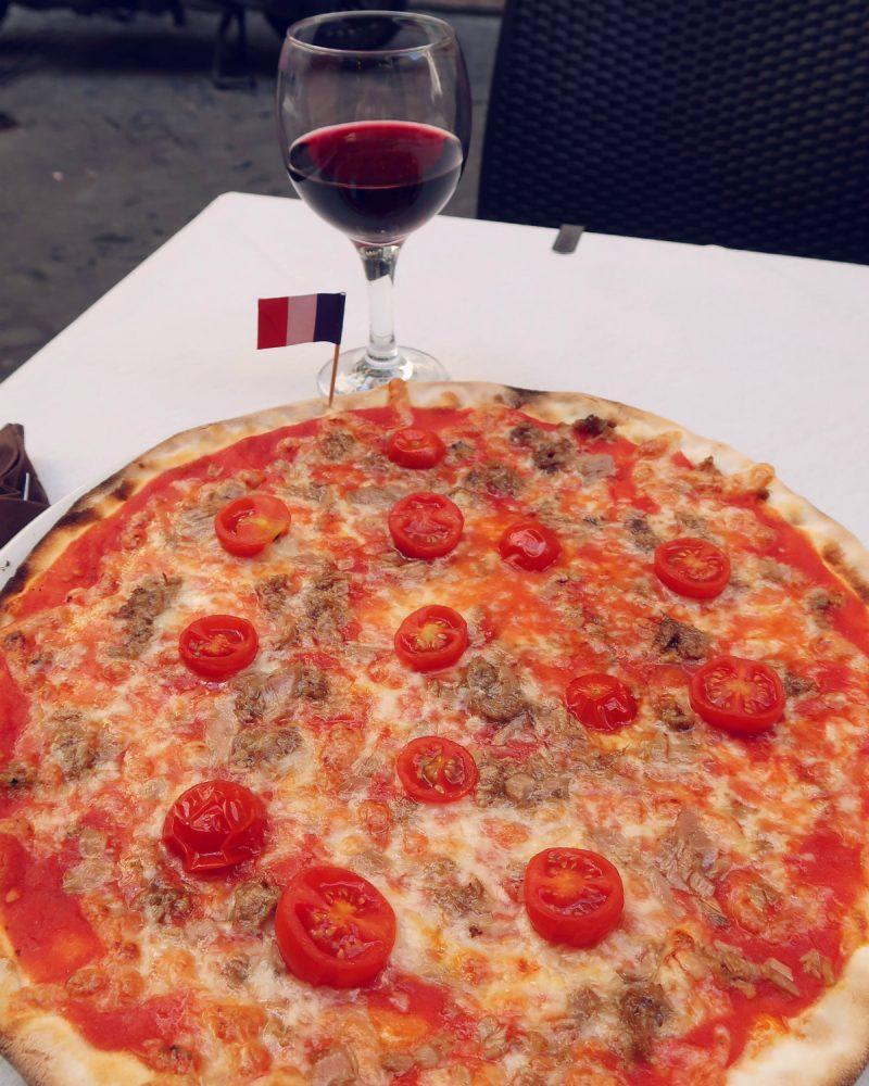 Gluten-free Rome @minkaguides Voglia di Pizza 4