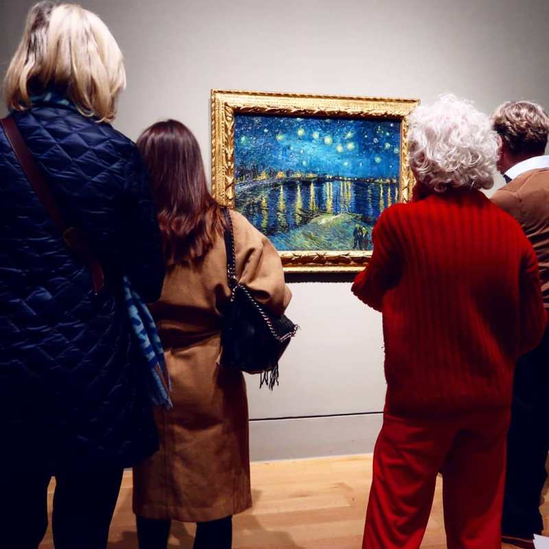 Things to do in London this summer_Van Gogh exhibition Tate Britain_CREDIT Minka Guides