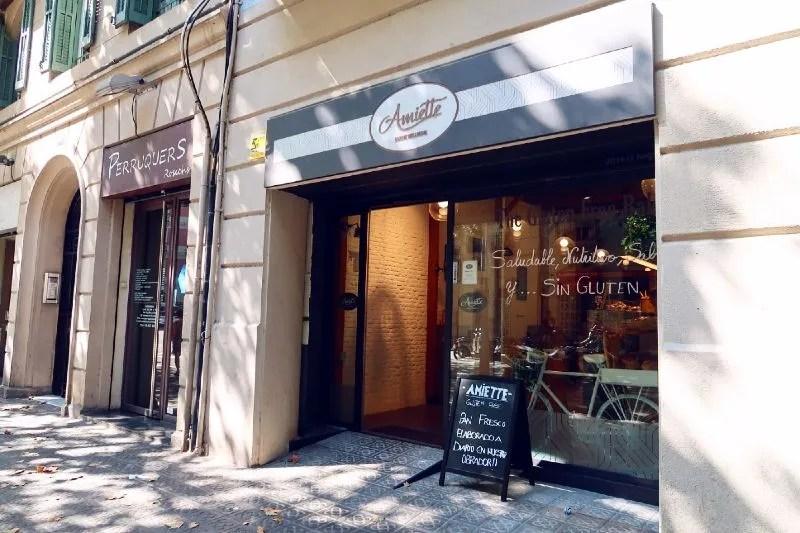 Gluten-free Barcelona Amiette-Gluten-Free-Bakery-baguettes CREDIT Minka Guides