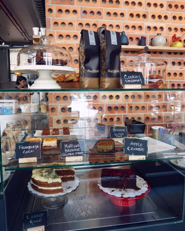 Gluten-free Barcelona Federal-Gotic-cakes CREDIT Minka Guides