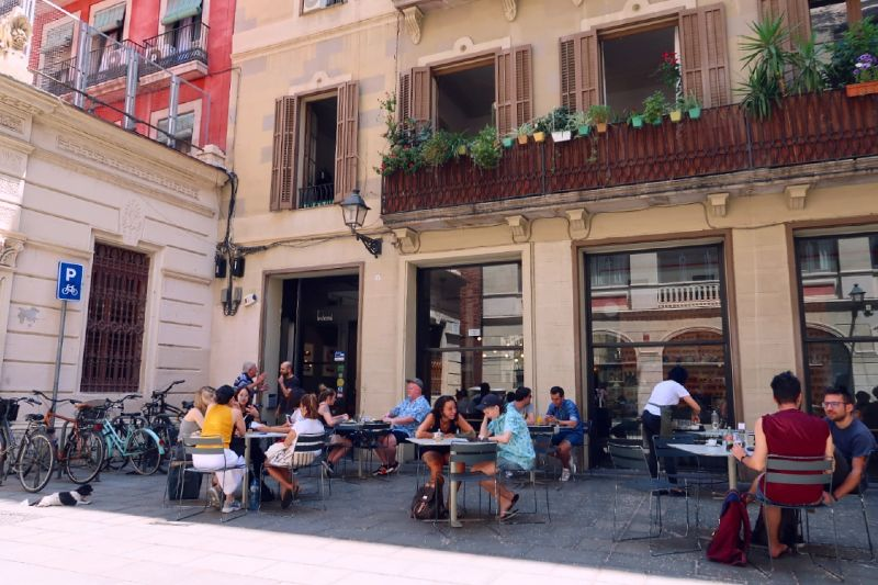 Gluten-free Barcelona Federal-Gotic-exterior CREDIT Minka Guides