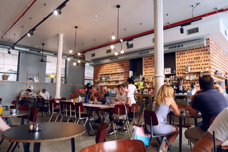 Gluten-free Barcelona Federal-Gotic-interior CREDIT Minka Guides