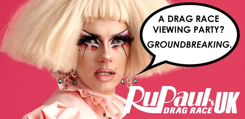 Autumn London 2019 CREDIT Crystal Drag Race UK viewing event