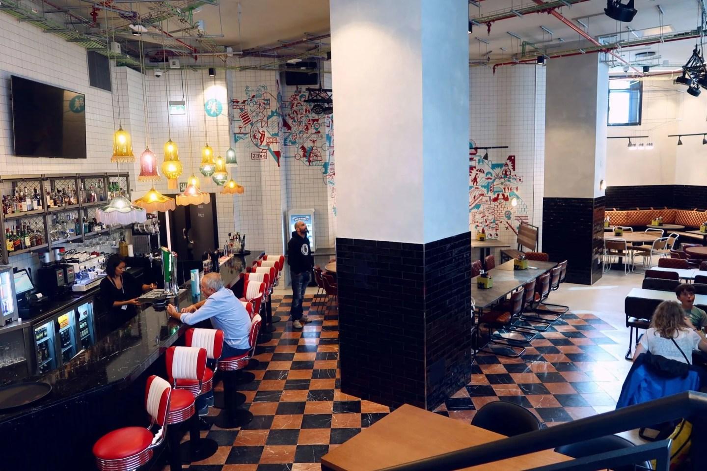Generator Hostel Madrid @minkaguides hostel bar 3