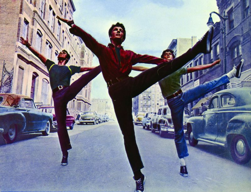 Autumn London CREDIT BFI Southbank Musicals West Side Story