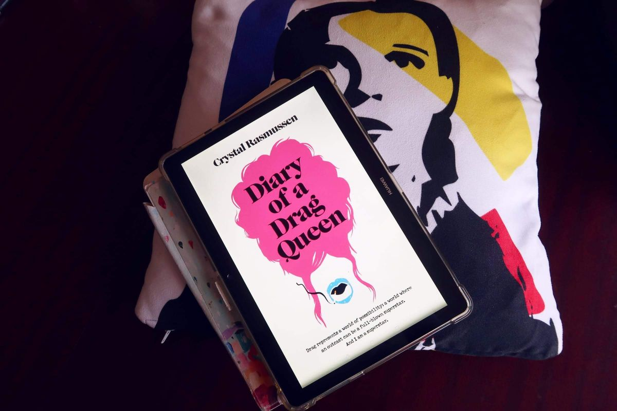 Book recommendations spring 2020 Diary of a Drag Queen Crystal Rasmussen CREDIT Minka Guides