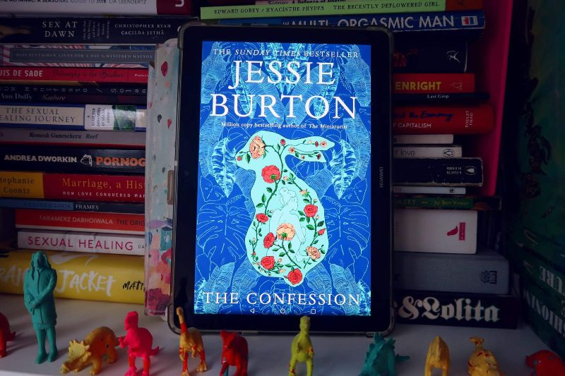 Book recommendations spring 2020 The Confession Jessie Burton CREDIT Minka Guides