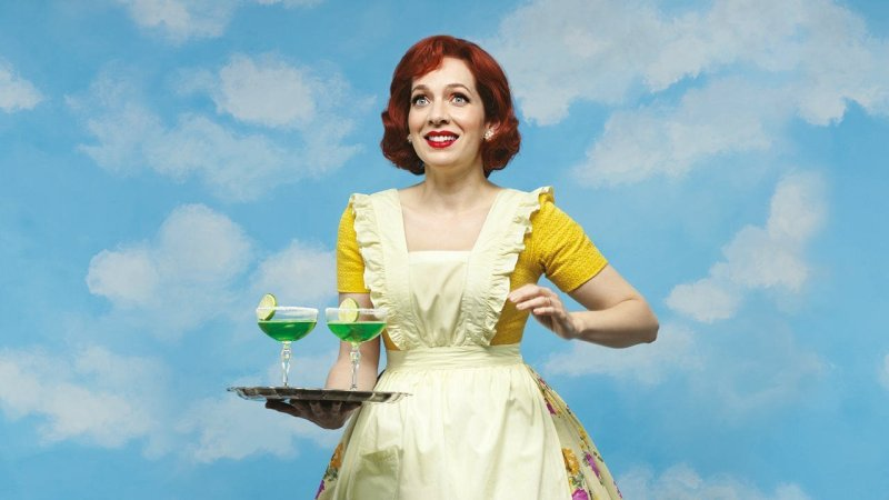 Winrer in London @nationaltheatre Home I'm Darling National Theatre