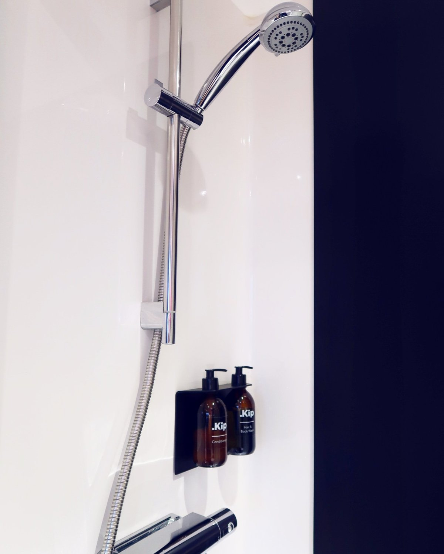 Kip Hotel Hackney @minkaguides shower