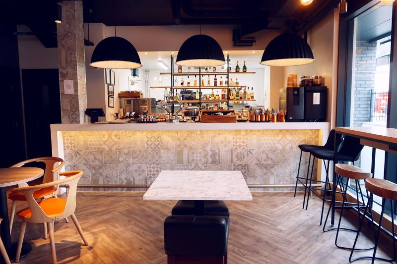 The East London Hotel @minkaguides bar