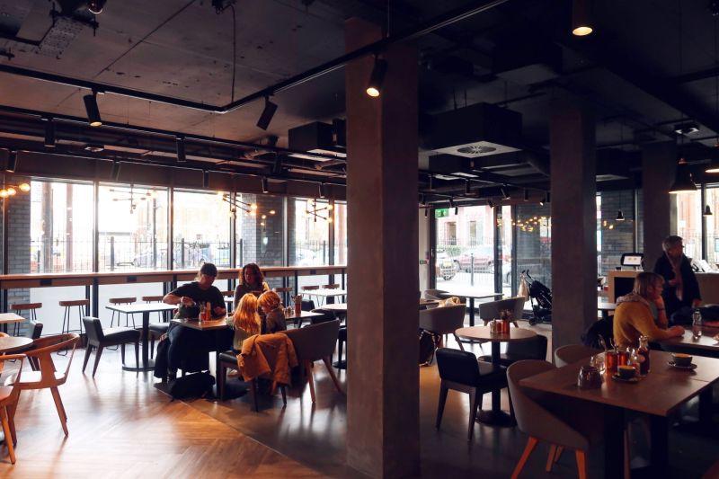 The East London Hotel @minkaguides restaurant