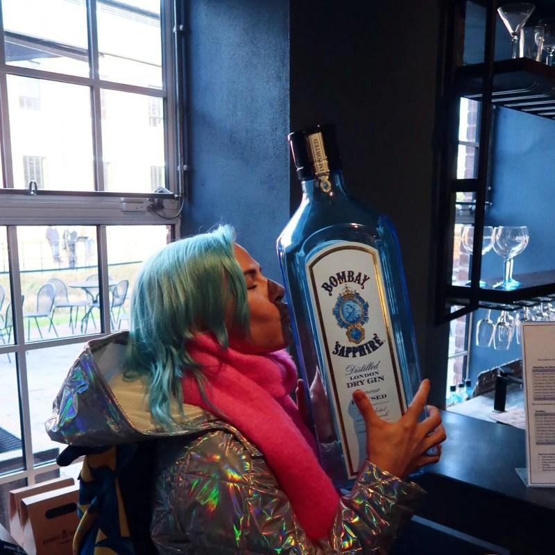 Bombay Sapphire Distillery tour @minkaguides I love gin