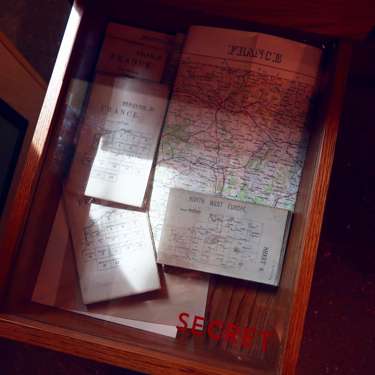 Bletchley Park Museum WW1 display CREDIT_ © Minka Guides