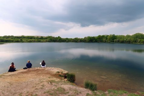Things to do near Bletchley Park Blue Lagoon CREDIT_ © Minka Guides