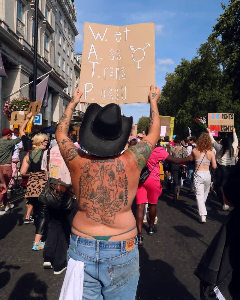 Queer things to do in London this summer - London Trans+ Pride 2020 CREDIT Minka Guides
