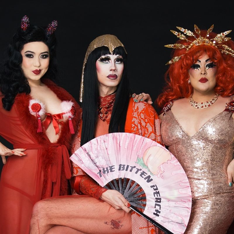 Queer things to do in London this summer - Sticky CREDIT Corinne Cumming_The Bitten Peach