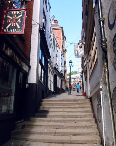 Things to do in Bristol - Christmas Steps 2 CREDIT_ © Minka Guides