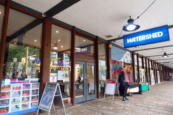 Things to do in Bristol - Watershed cinema CREDIT_ © Minka Guides
