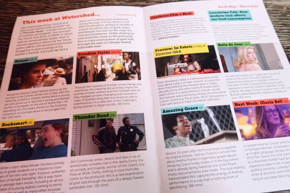 Things to do in Bristol - Watershed programme CREDIT_ © Minka Guides