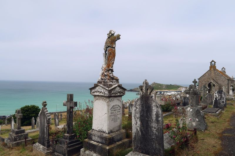 Cornwall itinerary - Barnoon Cemetery CREDIT Minka Guides